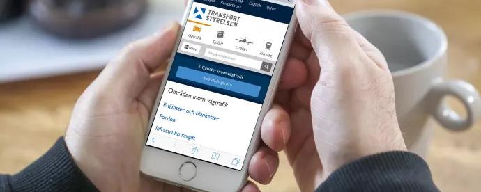 Transportstyrelsen ersätter pappersutskick med digital post