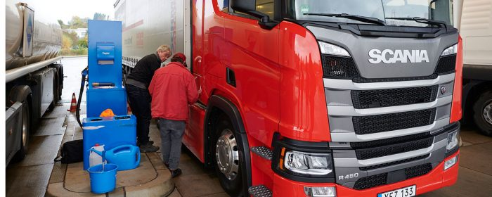 Scania vinner tungt lastbilstest – igen