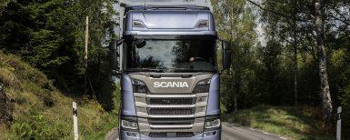 Scania vinnare av Green Truck Award – igen