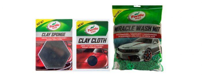 Nya bilvårdsprodukter