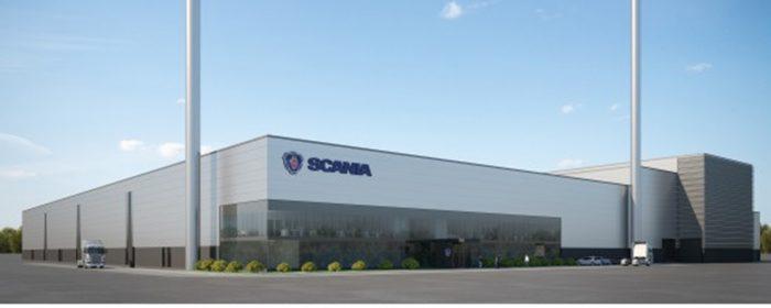 Konsultuppdrag till Sweco när Scania bygger nytt gjuteri