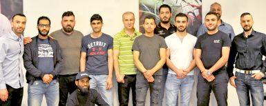 Scanias nya vuxenutbildning – nu är de första serviceteknikerna färdiga