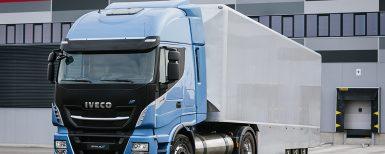 Full gas för Iveco Stralis