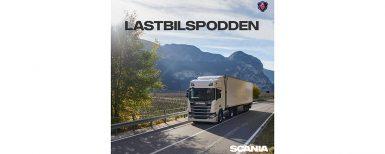 Ny podcast – Lastbilspodden från Scania Sverige