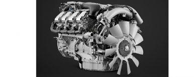 Scania återupptar produktionen av V8