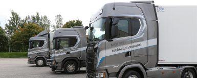 Scania åker på turné