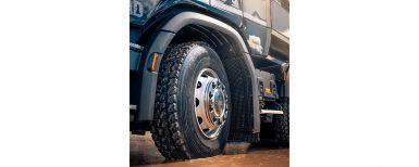 Ny däckserie för väg- och terrängarbeten