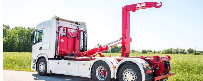 Nytt lastväxlarprogram
