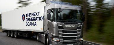 Scania släpper ny 13-liters etanolmotor