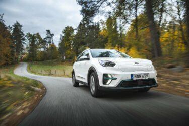 Årets Familjebil 2018 – skrällseger för elbil
