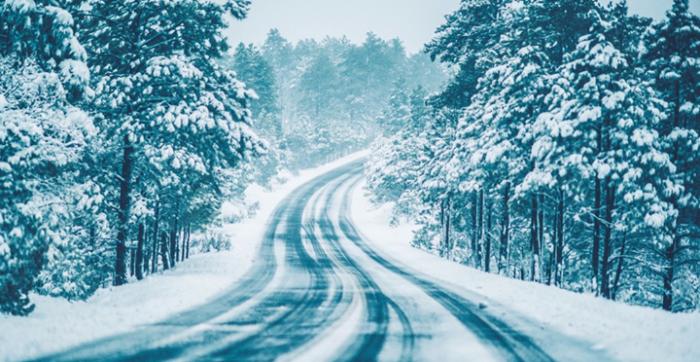 Säkra vintervägar med rullande väderstationer