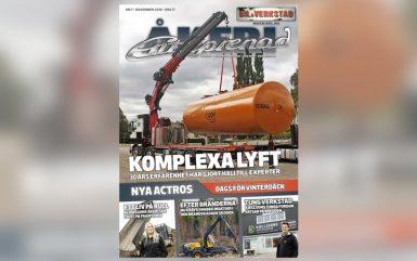 Bil & Verkstad är nu en del av Åkeri & Entreprenad