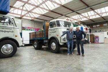 """Äldsta DAF-bilen i kommersiellt bruk en """"groda"""""""