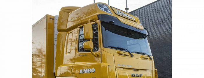 DAF Trucks levererar sin första helt eldrivna lastbil