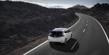 Rekordår för Nissan i Sverige