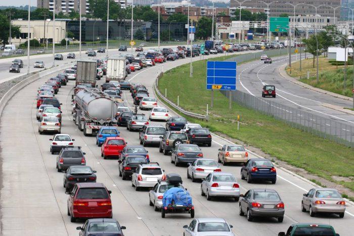 Svarta siffror för vägtrafiken