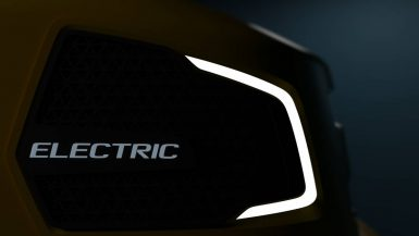 Volvo CE satsar på eldrivna kompaktmaskiner