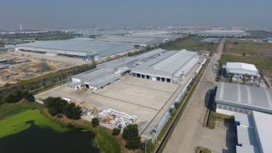 Scania etablerar ny fabrik i Thailand