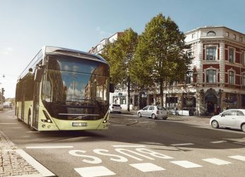 Göteborgs Stadsbibliotek satsar på eldrivna bokbussar