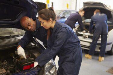 Bilia stöttar konceptet Motorbranschcollege