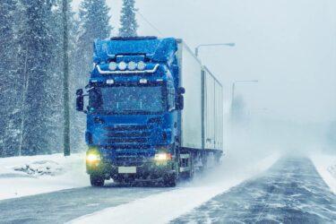 Exporten av lastbilar ökar