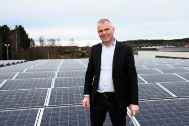 Lönsam satsning på solceller