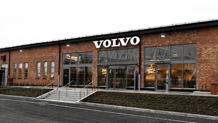 Volvokoncernen formar framtiden med CampX