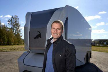 Svenska Retursystem i samarbete med Einride