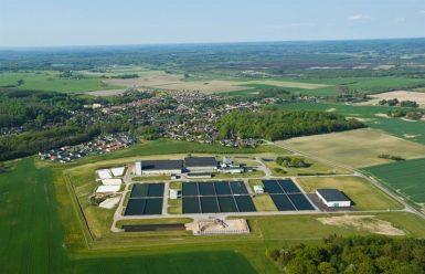 Serneke Anläggning bygger ut Ringsjöverket i Eslövs kommun