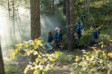 Scouterna kartlägger Sveaskogs ekoparker