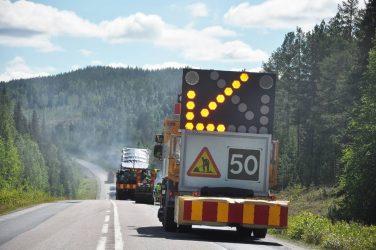 Sommarens vägarbeten förbättrar infrastrukturen