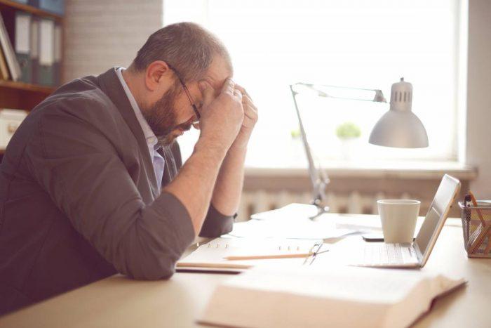 Många småföretagare oroar sig för lågkonjunktur