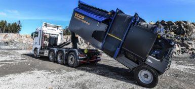 Maskin Mekano satsar på Europa men tillverkar lokalt