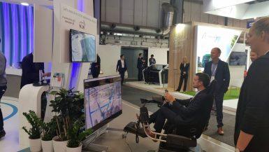 5G möjliggör fjärrstyrning av autonoma fordon