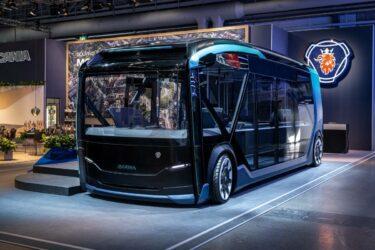 Scania tar stadstransporter till en ny nivå