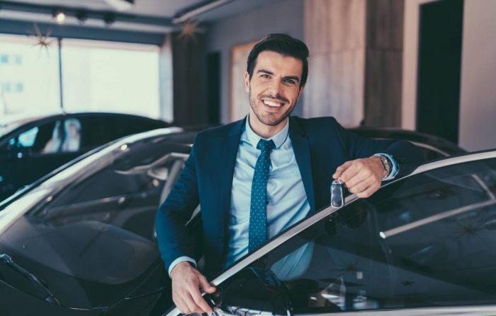 Färre nyregistreringar på bilmarknaden i juni