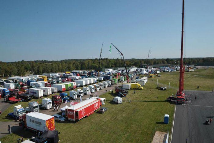 Snart dags för Skåne Truckshow!