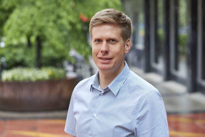 Sverker Danielsson – programchef för Mistra Digital Forest