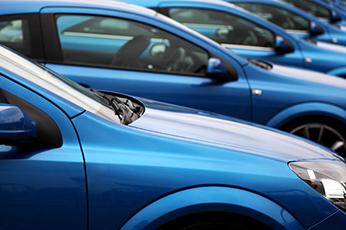 Kraftig ökning av bilregistreringar i juli