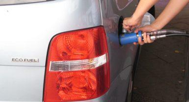 94 procent biogas i fordonsgasen