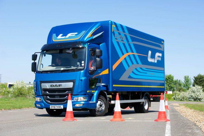 DAF LF årets lätta lastbil i Tjeckien
