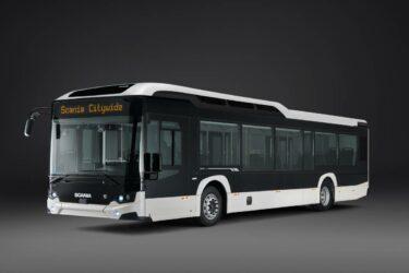 Ny generation bussar från Scania