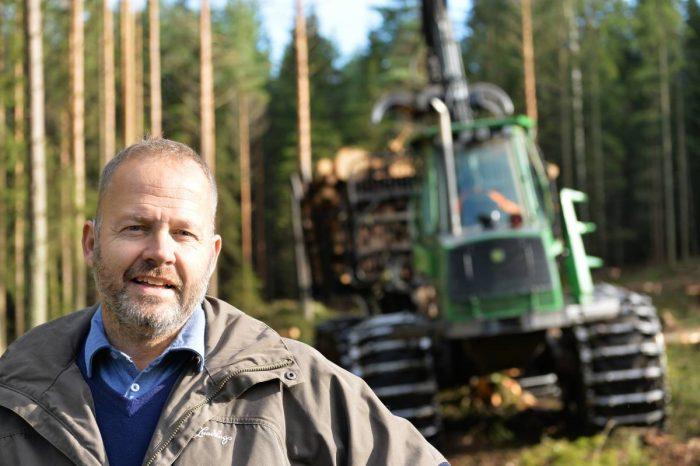 Fyra decennier med Nykvist Skogs i Gräsmark