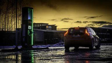 Superladdare för eldrivna fordon