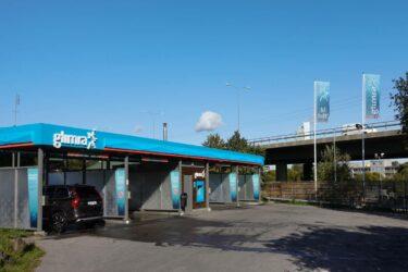 Nu lanseras Glimra – Sveriges första rikstäckande gör-det-själv-biltvättskedja