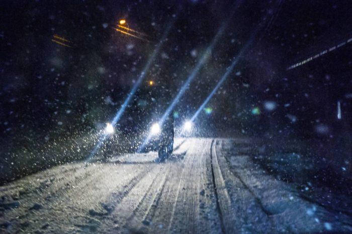 Tips för en säkrare trafikhelg i jul