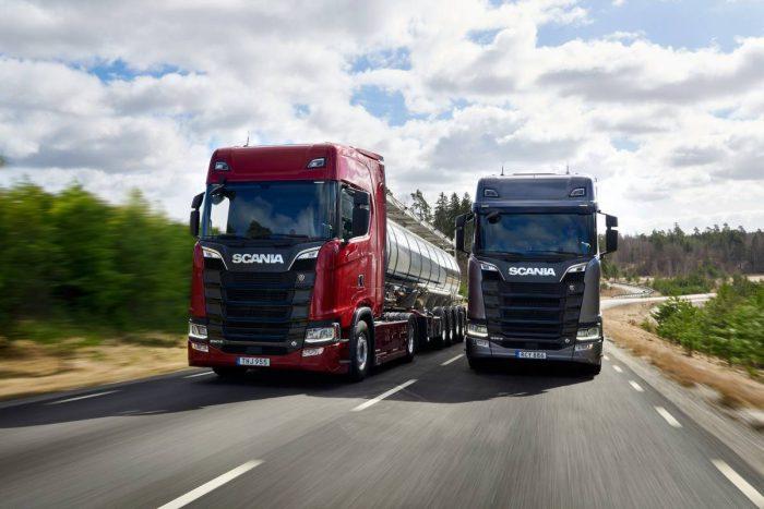 2019 ett rekordår för Scania