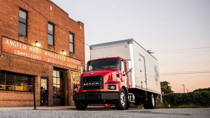 Mack MD – ny serie medeltunga lastbilar
