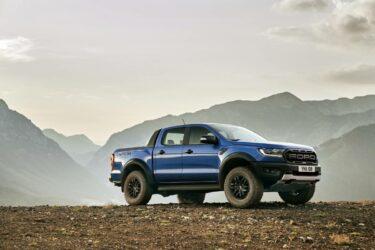 Nya Ford Ranger har biffat till sig