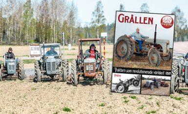 GRÅLLEN – Traktorn som revolutionerade världen!